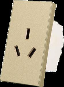 V3009 16A三极插座
