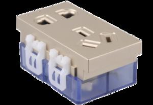 Q9-04 五孔插座(带保护门)